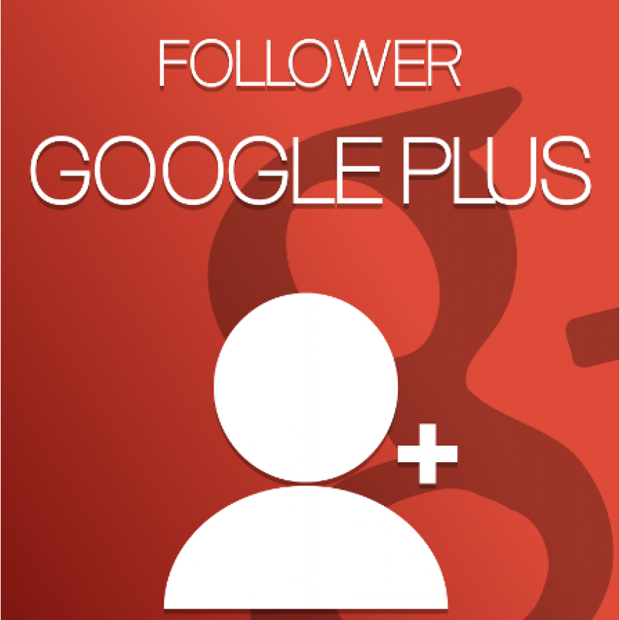 1500 Google Plus Followers / Abonnenten für Dich