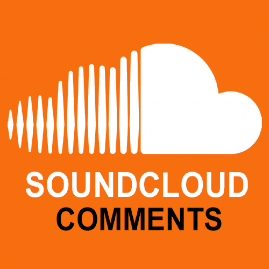 750 Soundcloud Comments / Kommentare für Dich