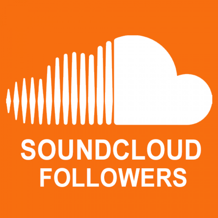 200 Soundcloud Followers / Abonnenten für Dich