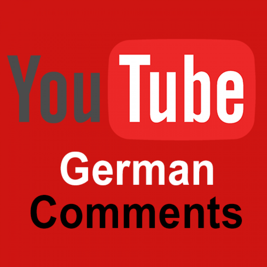 10 Deutsche YouTube Comments / Kommentare für Dich